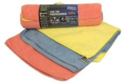 PACK OF SIX BEST VALUE MICROFIBRE CLOTH