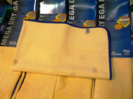 SUPER PLUSH EXTRA LARGE MICROFIBRE DRYING TOWEL