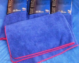 SUPER PLUSH EXTRA LARGE MICROFIBRE DRYING TOWEL